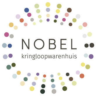 Nobel kringloop Goes logo